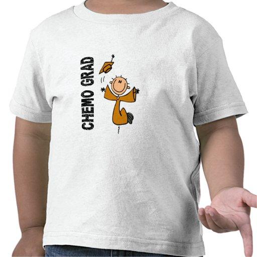 Amber CHEMO GRAD 1 (Appendix Cancer) Shirt