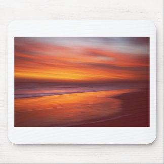 Amber Coast (Digital Art) by David Alexander Elder Mouse Pad