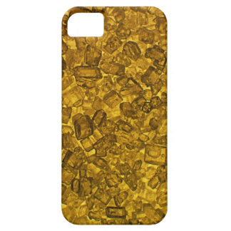 Amber Crystals iPhone 5/5S Cover