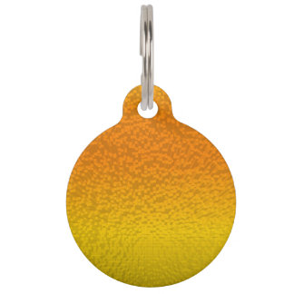 Amber Delight Pet Tag