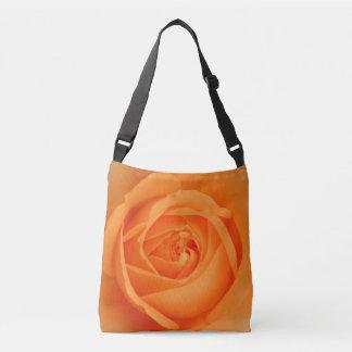 Amber Flush Rose Cross Body Bag