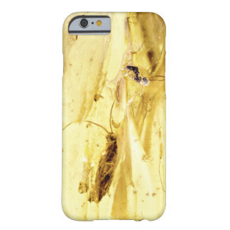 Amber inclusion   barely there iPhone 6 case