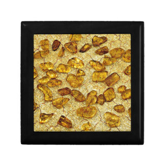 Amber inclusions | gift box