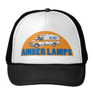 AMBER LAMPS CAP