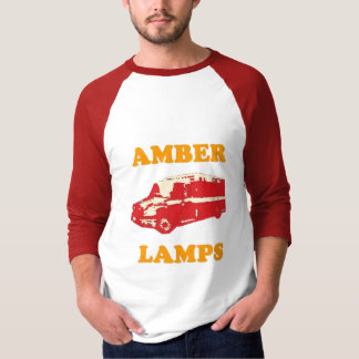 AMBER LAMPS Softball Jersey Shirt