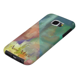 Amber Lens Abstract Samsung Galaxy S6 Cases