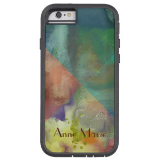 Amber Lens Abstract Tough Xtreme iPhone 6 Case