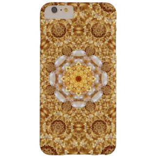 Amber Mandala Barely There iPhone 6 Plus Case