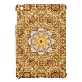 Amber Mandala iPad Mini Case