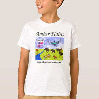 Amber Plains T Shirt