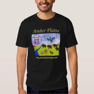 Amber Plains T-Shirt Dark
