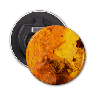 Amber stone texture background bottle opener
