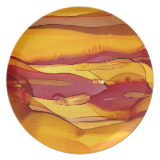 amber waves of grain plate