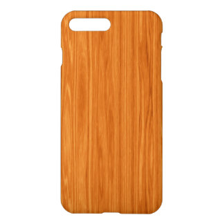 Amber Wood Grain iPhone 8 Plus/7 Plus Case
