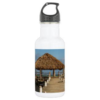 Ambergris Caye Belize 532 Ml Water Bottle