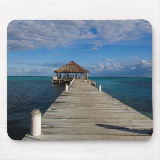 Ambergris Caye Belize Mouse Pad
