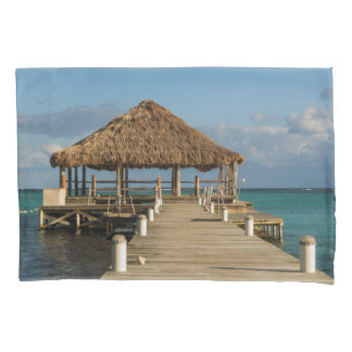 Ambergris Caye Belize Pillowcase