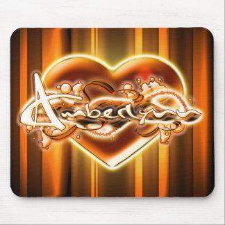 Amberlynn Mouse Pad