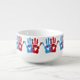 Ambidextrie Soup Mug
