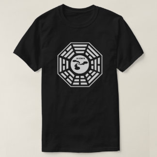 Ambient Abstractions Bagua Logo Black Shirt
