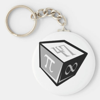 Ambivalent Overlord Games logo Keychains
