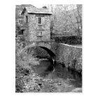 Ambleside Bridge House Postcard