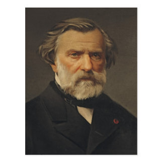 Ambroise Thomas Postcard
