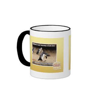 Ambrose was having a bad day ringer mug