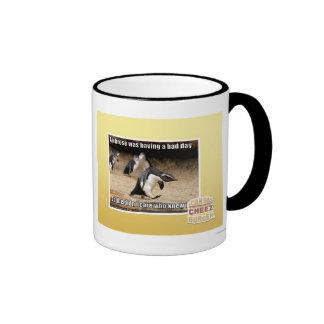 Ambrose was having a bad day coffee mugs