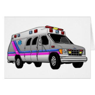 Ambulance Card