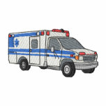 Ambulance Embroidered Jacket