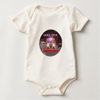 Ambulance_Move_Over.gif Baby Bodysuit
