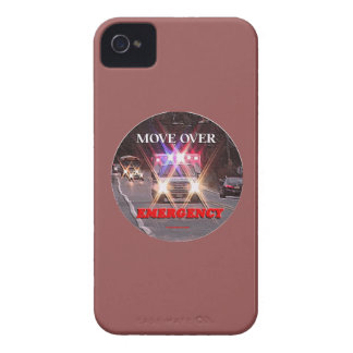 Ambulance_Move_Over.gif iPhone 4 Cases