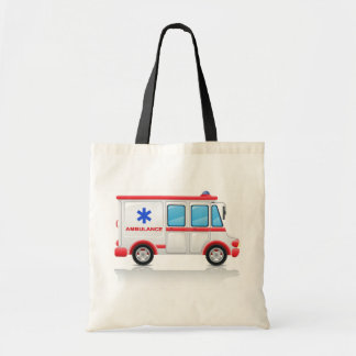 Ambulance Tote Bag
