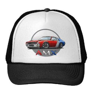 AMC_AMX TRUCKER HATS