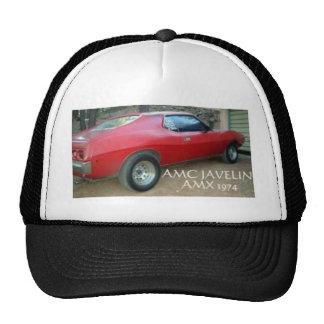 AMC JAVELIN AMX 1974 MESH HATS