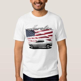 AMC Javelin AMX muscle car T-shirt