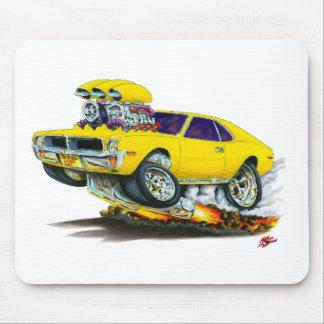 AMC Javelin Yellow Car Mouse Pad