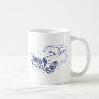 AMC Rambler Station Wagon 1954 Coffee Mug