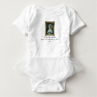 Amélie Julie Candeille 1791 Baby Bodysuit