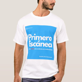 Amecora Scan First! campaign T-Shirt