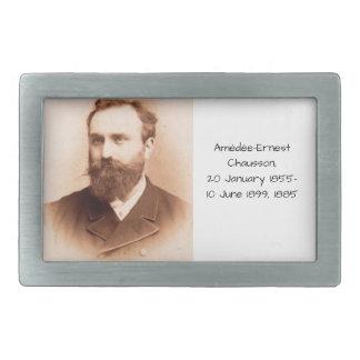 Amedee-Ernest Chausson Belt Buckles
