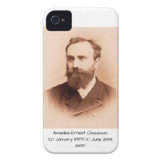Amedee-Ernest Chausson iPhone 4 Case-Mate Case