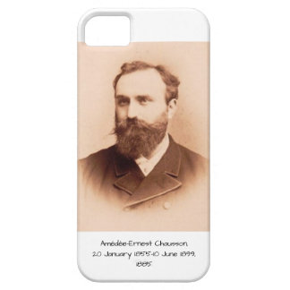 Amedee-Ernest Chausson iPhone 5 Cases