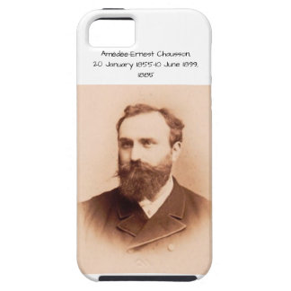 Amedee-Ernest Chausson iPhone 5 Cover