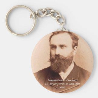 Amedee-Ernest Chausson Key Ring