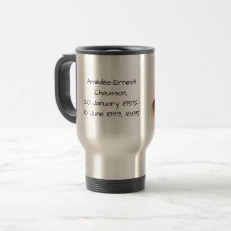 Amedee-Ernest Chausson Travel Mug