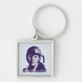 Amelia Earhart - 2 Key Ring