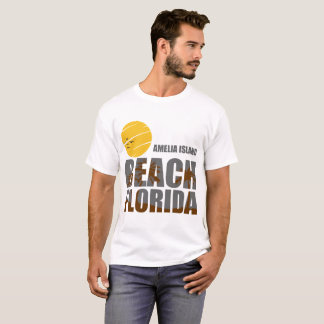 AMELIA ISLAND BEACH FLORIDA T-Shirt