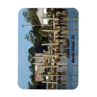 Amelia Island, FL. crab trap magnet